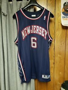 Autographed Authentic NBA Jersey Kenyon Martin Size 48