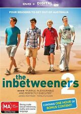 The Inbetweeners 2 (DVD, 2014) region 4
