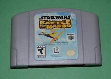 Star Wars Episode I - Battle for Naboo - Nintendo 64  - combined shipping