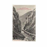 AK Ansichtskarte Environs de Serres / Gorges de Sigottier +++
