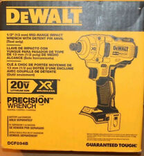 DEWALT 20 max-Volt 1/2-in Drive Cordless Impact Wrench (Bare Tool) TAX INCLUDED