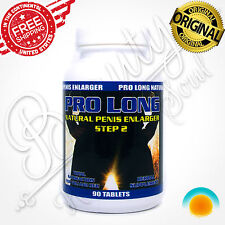 PRO LONG 2 Male Enlargement Penis Enlarger pills GROW BIGGER THICKER LARGER SIZE