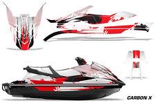 AMR Racing Yamaha WaveRunner GP 1800 Jet Ski Graphic Kit Wrap Parts 2017 CARBONX