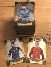 2016/17 Select Soccer Complete Base Set 1-100 Ronaldo Messi Rashford De Bruyne