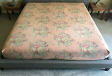 RARE Ralph Lauren KING Fitted Sheet Maura Irish Cottage