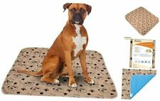 Washable Pee Pads - 2 Pack - Pet Pads - Waterproof - Pet Training and Surface