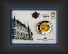 """ORIGINAL COINCARD """"Jean de Luxembourg"""" Luxemburg 2011"""