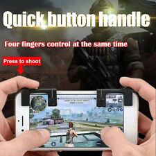 Shooter Controller Cellphone Mobile Gaming Trigger Button Handle L1R1 For PUBG