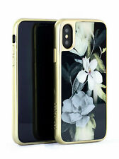 Ted Baker® Luxury Fitted Protective Case for iPhone X / XS - OPAL