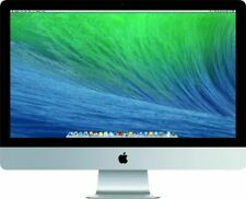 Apple iMac 21.5 Core i5 4GB RAM 500GB HDD Radon Graphics - MID 2011