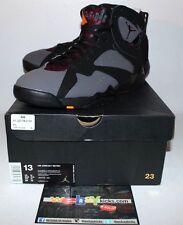 Air Jordan Retro 7 VII Bordeaux Grey Black Red Sneakers Men's Size 13 Brand New