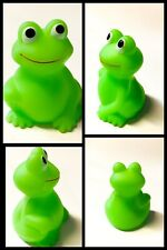 New Rubber � Frog Bath Tub Toy Party Favor (12 Lot)