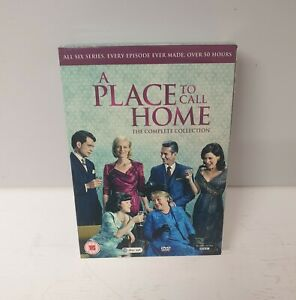 A PLACE TO CALL HOME THE COMPLETE COLLECTION SEASONS 1 TO 6 - DVD BOXSET