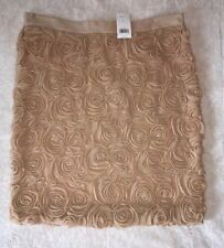 NWT Banana Republic womens size 8 mid length golf flower skirt msrp: $110