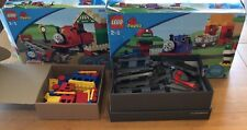 Lego Duplo train bundle Thomas the Tank Engine 5554 5552 boxed vintage track etc