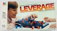 1977 Leverage Game by Milton Bradley NOS New Old Stock Never Open FREE SHIPPING