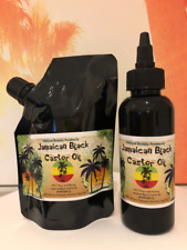 200ml- Get a FREE 100ml refill with 100ml bottle-JAMAICAN BLACK CASTOR OIL