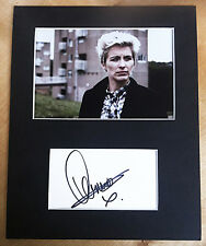 VICKY McCLURE SIGNED AUTOGRAPH MOUNTED WOITH PHOTO Line Of Duty THIS IS ENGLAND