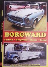BORGWARD (AUTO REVIEW ALBUM 118)