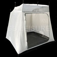 Sunncamp 3 Berth Inner Tent Caravan Awnings Or Tents XL Door Opening