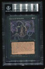 BGS Graded 9 Italian Legends Chains of Mephistopheles MTG old school magic See