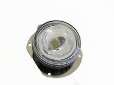NCC - Nolden LED 90mm Nebel-Abbiegelichtscheinwerfer Serie 900 Schwarz-Chrom Lin