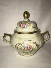 Rosenthal  Ivory Gold  Sanssouci Germany Covered Sugar Bowl