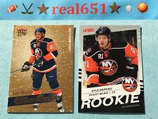 2008 KYLE OKPOSO Rookie Lot x 2 RC | Ultra Gold Medallion #217 Victory | Sabres
