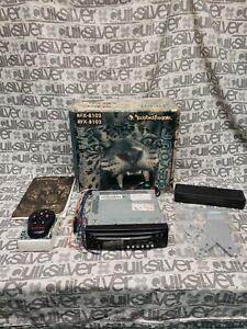 Old School Rockford Fosgate RFX-8103 CD Player