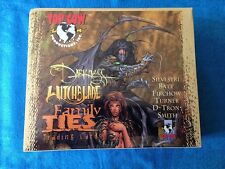 Darkness Witchblade Family Tie Trading Cards Box - Factory sealed - Top Cow