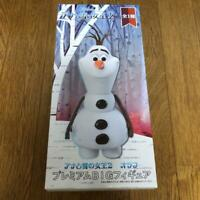 FROZEN 2 Premium Figure Olaf SEGA Japan Luckykuji Disney with Box BIG Olaf