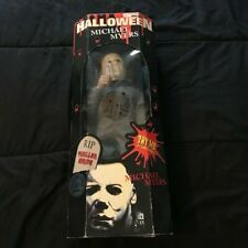 "Horror Collector Series 16"" MICHAEL MYERS DOLL NEW Halloween w/sound works!!"