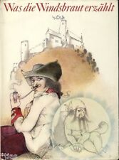 Was die Windsbraut erzählt Die schönsten Märchen aus aller Welt Artia 1974