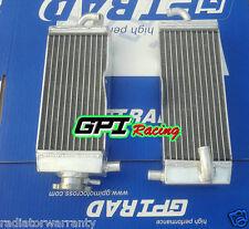 GPI racing  YAMAHA YZ125 YZ 125  96 97 98 99 00 01 2001 2000 1999 1998 radiator