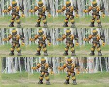 Mega Bloks Halo MASTER CHIEF Spartan UNSC COBALT MARINE SOLDIER Figure K572x10