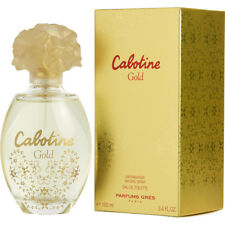 Cabotine Gold by Parfums Gres Women 3.4 oz / 100 ml EDT Perfume Spray NEW IN BOX