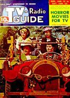 TV Guide 1964 The Beverly Hillbillies International South Australia NM/MT COA