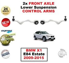 2x FRONT AXLE LEFT+RIGHT Lower CONTROL ARMS For BMW X1 E84 Estate 2009-2015