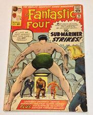 Fantastic Four 1st Edition Good Grade Comic Books