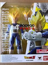 Bandai S.H.Figuarts Super Saiyan Vegeta 2.0 Dragon Ball Z Cell Saga IN STOCK USA