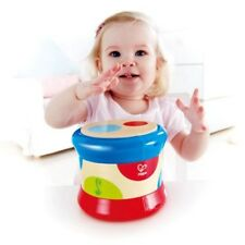 Hape Baby Drum Musical Toy Solid Quality Design