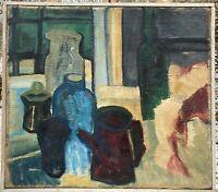 Malerin Brigitte Tietze Berlin Stillleben Gegenstände Ernst Schumacher Schule