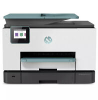 HP OfficeJet Pro 9025 All-in-One Colour Inkjet Wi-Fi Printer, Copy, Scan & Fax