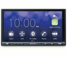 """Sony XAV-AX5000, 7"""" Double Din Car Media Receiver Apple CarPlay / Android Auto"""