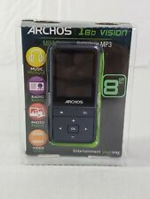 Archos Vision 18b 8gb MP3 Player Photo Video Radio. Model A188v