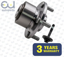 FORD FOCUS MK2 2004-2012 FRONT WHEEL BEARING HUB KIT WITH ABS BRAND NEW