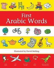 Oxford First Arabic Words (First Words) by Neil Morris
