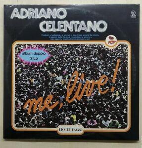 Adriano Celentano – Me, Live 1980 Italy LP