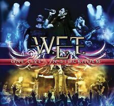 W.e.t. - One Live-à stockholm 2 CD + DVD NEUF