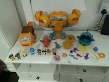 Octonauts toy bundle  with figures
